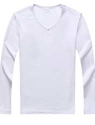 In the autumn of 2016 cotton long sleeved T-shirt male thin T-shirt shirt Mens Long Sleeve T-shirt T youth tide