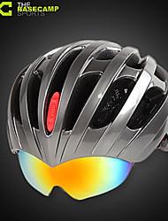 Helm ( Weiß / Rosa / Grau / Hellgrau / Schwarz / Blau , PC / EPS ) - Berg - für  Unisex 27 Öffnungen Radsport / Bergradfahren
