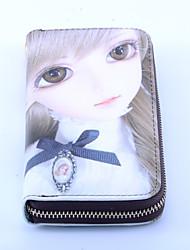Women 's PU Bi-fold Clutch/Evening Bag/Wallet/Card & ID Holder/Coin Purse/Checkbook Walle