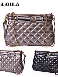 "KAiLiGULA  ""Classic Plaid silk hand bag  Satchel"
