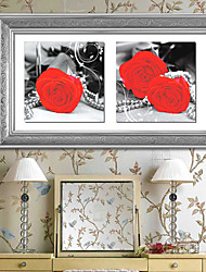 bricolaje punto de cruz kit, floral 96 * 50