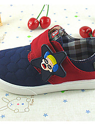 Children's Shoes Athletic Canvas Fashion Sneakers Blue / Brown / Pink