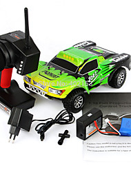 Wltoys A969 2.4G 4CH High-speed Off-road Remote Control Car 4WD 45km/h 1/18 Scale Electric RTR