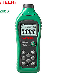 Mastech-ms6208b- Contactless Tachometer Speed Meter Line Photoelectric Tachometer with Backlight + Data Storage