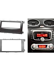 Radio Fascia Facia Trim installation Kit for FORD Focus II Mondeo S-Max C-Max 2007+ Galaxy II 2006+ Kuga 2008+