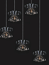 Simple Modern Dandelion Crystal Pendant lamp Patented Product 5