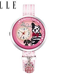 The New Girl Cartoon Watch Simple Quartz Watch Waterproof Watch