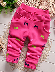 Girl's Cotton Blend Pants , Winter Sleeveless,Cute,Gifts,School, 100% Brand New and High Quality