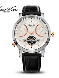 Men's Belt Business Men Watch Automatic Mechanical Watch's Flywheel