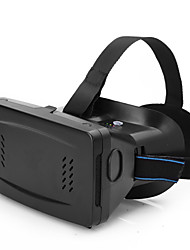 "Cardboard Virtual Reality VR Mobile Phone 3D Glasses 3D Movies Games With Resin Lens for 3.5"" to 5.5"" Smartphone"
