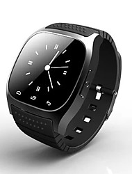 M26 Wearable Smart Watch Smart Phone Answer/Call/Music/SMS/time/Alarm Clock Outdoor Sport Smart Watch