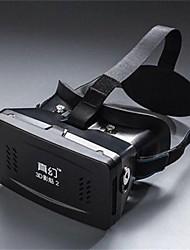 vr réalité virtuelle contrôle magnétique des lunettes 3D pour 3,5 ~ 6 smartphones RITech ii