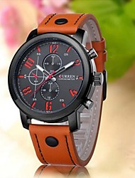 Luxury Casual Men Watches Analog Military Sports Watch Quartz Male Wristwatches  Montre Homme Wrist Watch Cool Watch Unique Watch