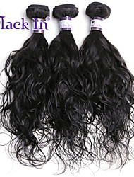 3Pcs Peruvian  Human Hair Bundles Remy Virgin Hair Unprocessed Hair Extensions Wavy Weave Bundles