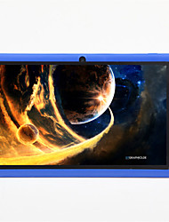 ICESTAR Z38 Android 4.4 Tableta RAM 512MB ROM 4GB 7 pulgadas 1024*600 Quad Core