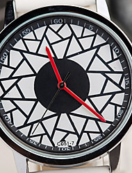 Vintage Fashion Geometric Patterns Quartz Watch Unisex Watches Cool Watches Unique Watches