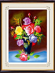 DIY KIT Diamond Cross Stitch , Floral 56*68