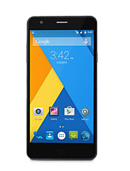 "Elephone MTK6752 5.5 "" Android 5.0 4G Smartphone (Dual SIM Octa Core 13 MP 3GB + 16 GB Grau / Gold)"