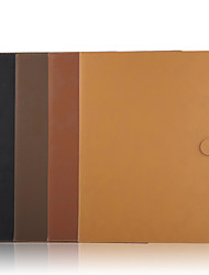 12,9 pouces type vintage de haute qualité étui en cuir PU pour iPad pro (couleurs assorties)