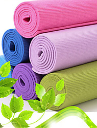 6mm Thick Yoga Mat Pad Non-Slip Lose Weight Exercise Fitness Multicolor