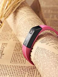 attività inseguitore Bluetooth 4.0 smartband (impermeabile / contapassi / sleep monitoraggio / bluetooth / standby ultra-lungo)