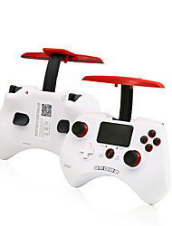 Wireless Bluetooth Game Controller Classic Gamepad Joystick Supports Android 3.2 & IOS 4.3 Above System / PC Games