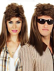 l'Europe et les États-Unis perruque Vente en gros perruques de parti de classe du festival les deux hommes et les femmes sur place