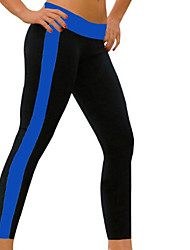 Running Bottoms / Pants / Tights Women's Breathable / Quick Dry / Thermal / Warm / Compression / Held-In Sensation / Sweat-wicking Tactel