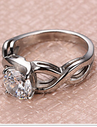 Party Silver Plated Band Ring