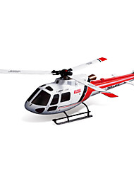 WLtoys V931 6CH RC Helicopter 2.4GHz Brushless Motor Support V966/V977 Transmitter BN  RTF