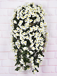 Silk Orchids Artificial Flowers