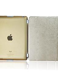 ikodoo ®-Slim-Smart-Soft-PU-Leder Hartplastik-Hülle für iPad 2/3/4 (verschiedene Farben) CPI-26ts