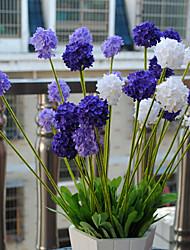 Seda / Plástico Lavanda Flores artificiais