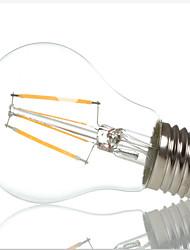 A60 4w e27 400lm 360 градусов теплый / холодный белый цвет Edison света с лампой накаливания светодиодные лампы накаливания (AC85-265V)