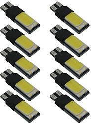 10xt10 W5W 194 168 voitures conduit aucune erreur torchis ampoule canbus côté lampe coin de lumière blanche