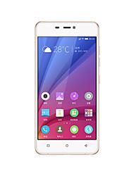 "Gionee S5.1Pro 5.0 "" Android 5.1 Smartphone 4G (Dual SIM Huit Cœurs 13 MP 2GB + 16 Go Doré / Blanc)"