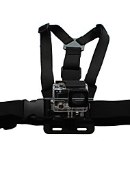 Gopro Accessories Chest HarnessFor-Action Camera,Gopro Hero 5 / All GoproSki/Snowboarding / Bike/Cycling / Hunting and Fishing /