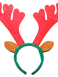 Christmas Big Antlers Hair Ornament