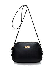 Women PU Shell Shoulder Bag