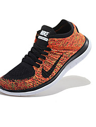 Zapatos Baloncesto Materiales Personalizados Naranja Mujer / Hombre