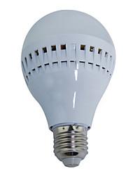 9W E27 28xsmd2835 850lm quente / frio lâmpadas LED branco lâmpadas globo (220V)