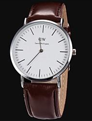 W&h moda relógio de impressão floral