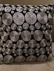 Polyester Taie d'oreiller , Géométrique Euro