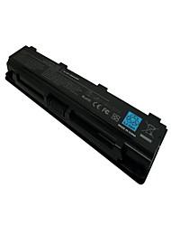 10.8v bateria 4400mAh portátil para Toshiba Satellite Pro p850 p855 P870 P875 pa5024u-1BRS
