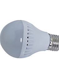 5W E27 18XSMD2835 450LM Warm/Cool White Light Bulbs LED Globe Bulbs(220V)