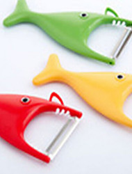 Терки и овощные ножи Пластик ,