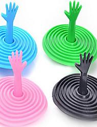 Reservoir Type Silica Gel Plug Random Color