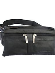 Men Denim Sports / Casual / Outdoor Waist Bag Brown / Black