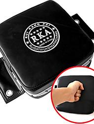 Manopla de Boxe Boxe e Artes Marciais Pad Luva Almofadada de Treino Sanda Muay Thai Boxe Karatê Grossa Treino de Força Couro Ecológico