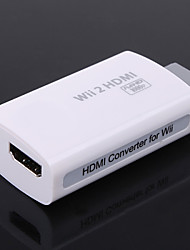 Wii to HDMI 720P/1080P HD Output Upscaling Converter Adapter